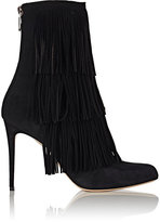Paul Andrew WOMEN'S TAOS SUEDE ANKLE BOOTS