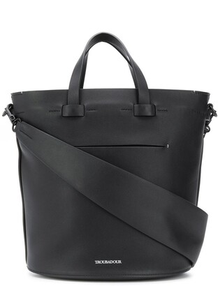 Troubadour Contour oval bag