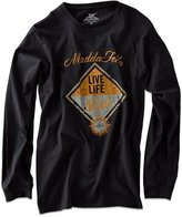 Madda Fella Long Sleeve Excursion - Live Life