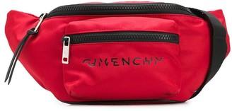 Givenchy Logo Print Belt Bag