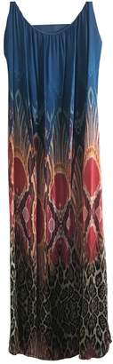 Twelfth St. By Cynthia Vincent Multicolour Silk Dress for Women