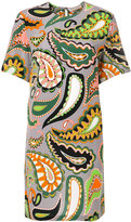 Emilio Pucci paisley print dress