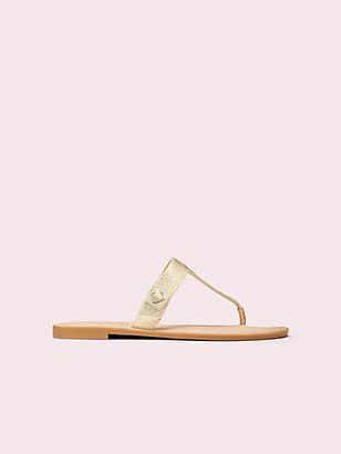 Kate Spade Cyprus Thong Flip Flops