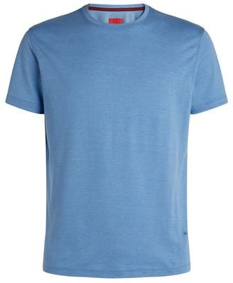 Isaia Silk Cotton T-Shirt