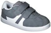 Circo Toddler Boys' Dermot Genuine Suede Sneakers - Gray