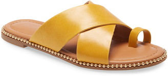 BCBGeneration Zalli Toe Loop Sandal