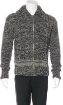 Wings + Horns Chunk Knit Wool Sweater w/ Tags