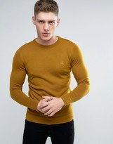 Lindbergh Sweater In Camel Merino Wool