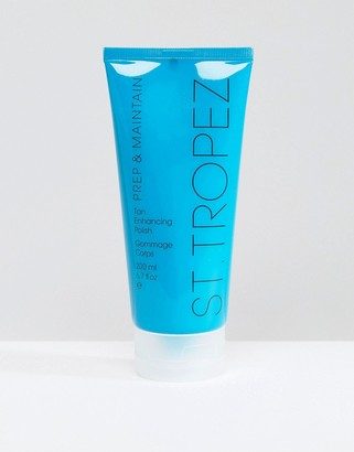 St. Tropez Prep & Maintain Tan Body Polish 200ml