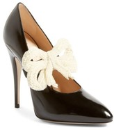 Gucci Women's Elaisa Bow Pump