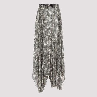 Isabel Marant Printed Maxi Skirt