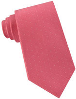 Brooks Brothers Narrow Cotton Dotted Tie