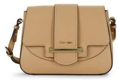 Calvin Klein Amara Faux Leather Crossbody Bag