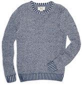 Original Penguin Stitch Pattern Crew Neck Sweater