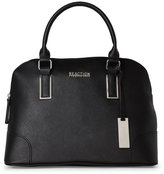 Kenneth Cole Reaction Black Mirror Master Dome Satchel