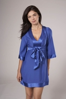 NU Collective Kimono Dress in Cornflower Blue