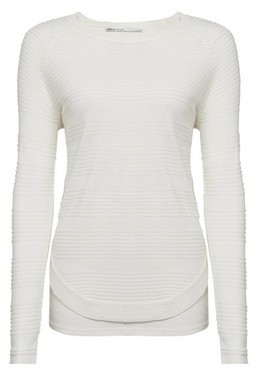 Dorothy Perkins Womens **Only White Long Sleeve Top, White