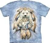 The Mountain Spirit Bear Adult T-Shirt Tee