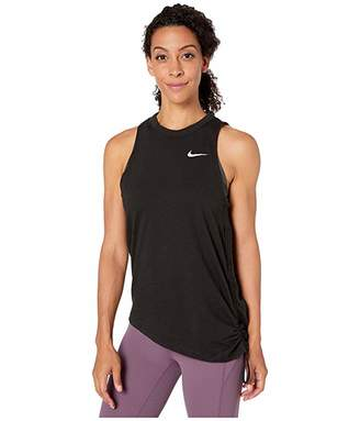 Nike Miler Tank Cinched