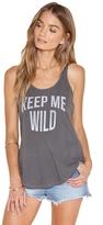 Amuse Society Keep Me Wild Tank