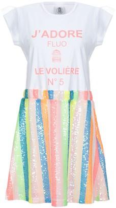 Le Volière LE VOLIERE Short dresses
