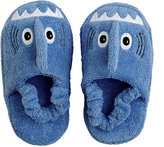 Yikes Twins Shark Slippers