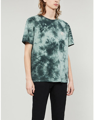 Nudie Jeans Uno logo-print cotton-jersey T-shirt