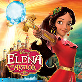 Disney Elena of Avalor Soundtrack CD