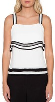 Willow & Clay Women's Ladder Stitch Tank