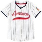 Carter's Boys 4-8 America Baseball Jersey Top