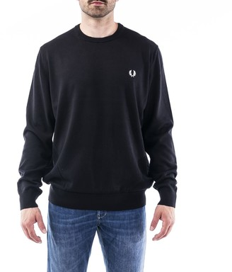 Fred Perry Cotton Sweater