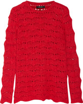Isabel Marant Guetty open-knit sweater
