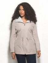 dressbarn WESTPORT Plus Size Anorak Jacket