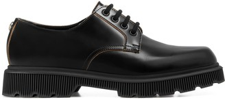 Gucci Men's lace-up shoe with DoubleG