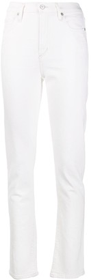 Citizens of Humanity Plain Slim-Fit Trousers