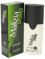 Lanvin Malizia Uomo by Vetyver Eau De Toilette Spray for Men - 100% Authentic
