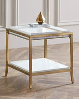 Cynthia Rowley for Hooker Furniture Side Stripe End Table