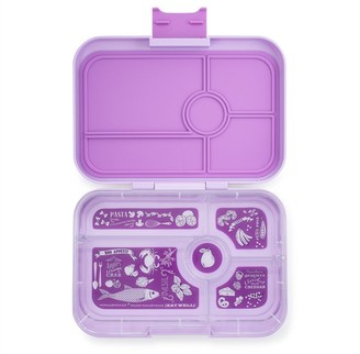 Yumbox 5 Compartment Tapas Lila Purple
