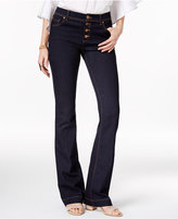 INC International Concepts Flare-Leg Jeans, Only at Macy's