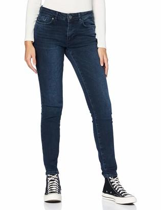 Vero Moda Women's VMELLA MR Slim Jeans ST323 GA Trousers