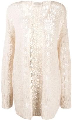 Chiara Bertani Loose Knit Cardigan