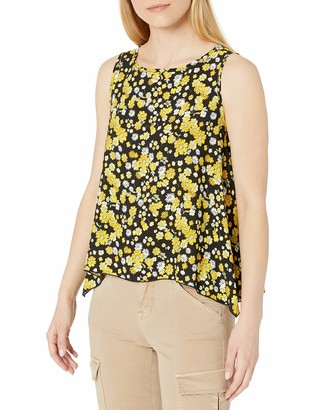 M Made in Italy Women's Sleeveless Blouse