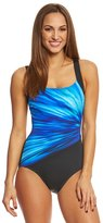 Reebok Women's Bright Horizons One Piece Swimsuit 8151499