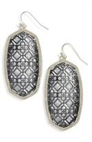 Kendra Scott Women's Danielle Large Openwork Statement Earrings