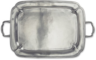 Match Parma Rectangle Tray with Handles