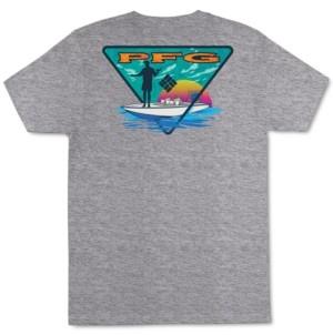 Columbia Men's Pfg Fly Fishing Graphic T-Shirt