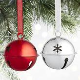 Pier 1 Imports Jingle Bell Ornaments