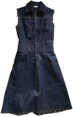 Natasha Zinko Blue Denim - Jeans Dresses