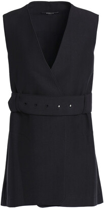 Derek Lam Cotton Wrap Top