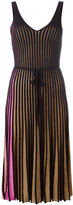 Kenzo ribbed dress - women - Cotton/Viscose - S